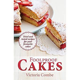 Waterdicht Cakes: Beproefde recepten voor uw favoriete cakes
