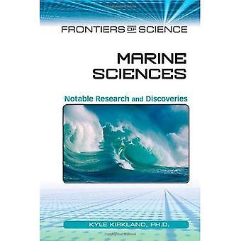 Marina vetenskaper: Anmärkningsvärda forskning och upptäckter (Frontiers of Science)