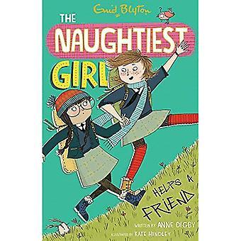 Naughtiest Girl: 6: Naughtiest Girl contribue à un ami