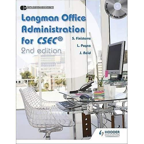 Longman Office Administration for CSEC 2nd Edition