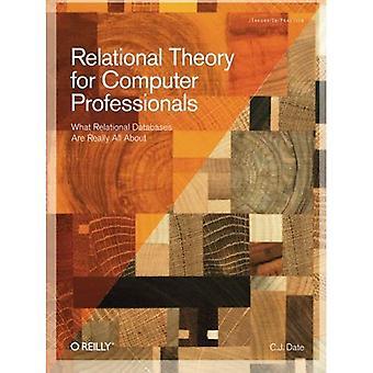 Suhteellinen teoria tietokonealan ammattilaisia