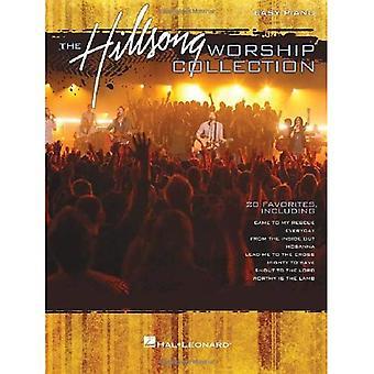 Hillsong Worship samlingen: Lätt Piano