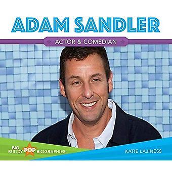 Adam Sandler (Big Buddy Pop Biographies)