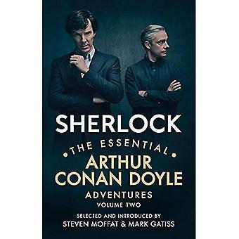 Sherlock: Istotne Doyle Arthur Conan przygody Tom 2