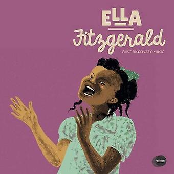 Ella Fitzgerald (eerste ontdekking muziek)