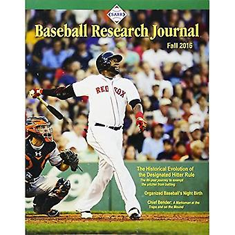 Baseball Research Journal, Volume 45 #2