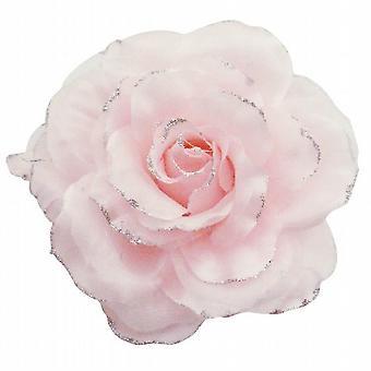 تعزيز بروش زهرة جميلة باللون الوردي اللباس الخاص بك ث بروش جميل