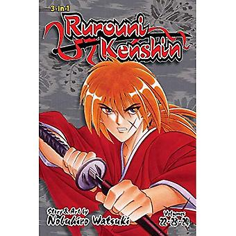 Rurouni Kenshin (édition 3-en-1), Vol. 8: comprend t. 22, 23 & 24 (Rurouni Kenshin (édition 3-en-1))