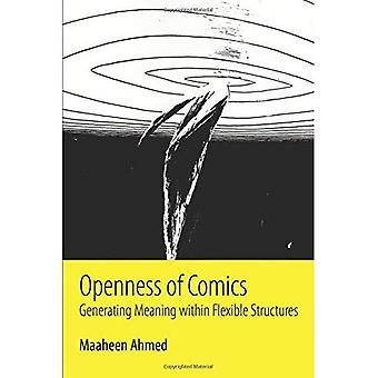 Offenheit des Comics: Generierung von Bedeutung innerhalb der flexiblen Strukturen