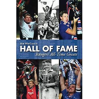 Hall of Fame: Rangers' All-Time Greats