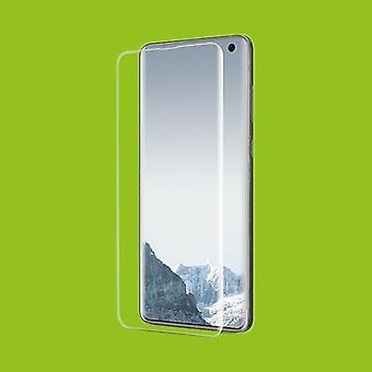 2 x hybrid TPU premie buet tank lysbildefilm for Samsung Galaxy S10e G970F 5,8 tommers