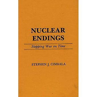 Terminazioni nucleare fermare la guerra in tempo di Cimbala & Stephen J.