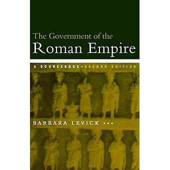 Det romerske imperiums regering af Barbara Levick