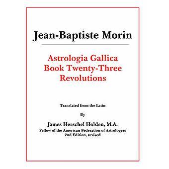 Astrologia Gallica 本でモーリン ・ JB 23