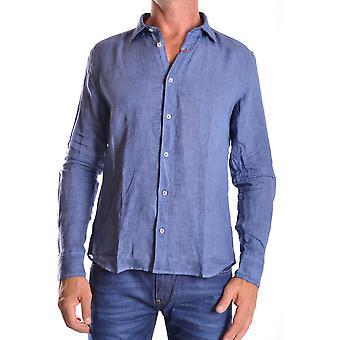 Altea Ezbc048008 Männer's blaues Leinen Shirt