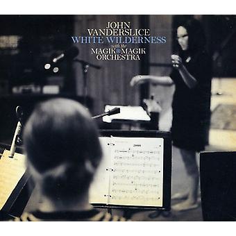 John Vanderslice - importation USA White Wilderness [CD]
