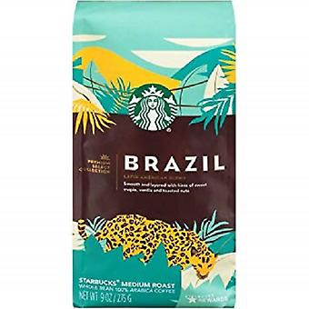 Starbucks Brazilia Latin American Blend întreg Bean Coffee