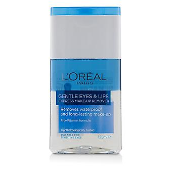 L'oreal Gentle Eyes & Lips Express Make-up Remover - 125ml/4.2oz