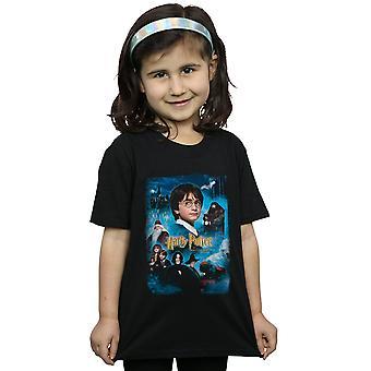 La camiseta de piedra filosofal de Harry Potter Girls