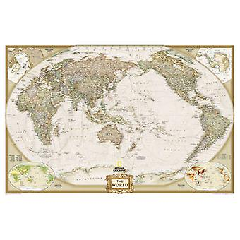 The World by National Geographic Maps - 9781597751360 Book