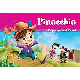 Pinocchio - Pop-Up and Read by Pegasus - 9788131917732 Book