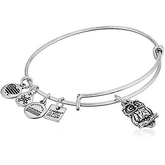 Alex and Ani Forget Me Not Charm Bangle - CBD18FMN01SG