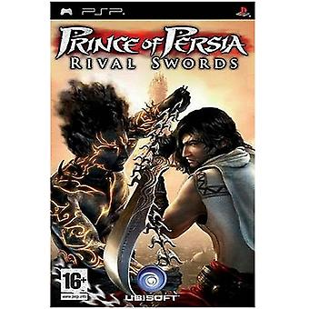 Prince of Persia Rival Swords [Platinum] PSP Game