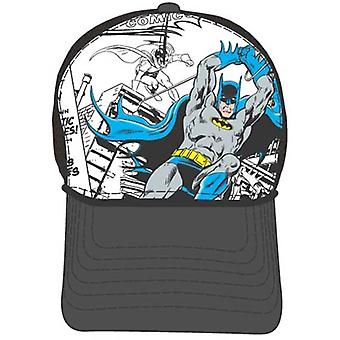 Baseball Cap - DC Comics - Batman Soft Snap-back Licensed ba147783btm