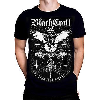 Blackcraft cult - raven cult - men's t-shirt