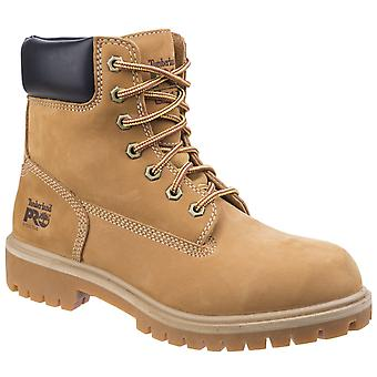 Timberland Pro Womens Direct Attach Lace up Safety Boot Wheat