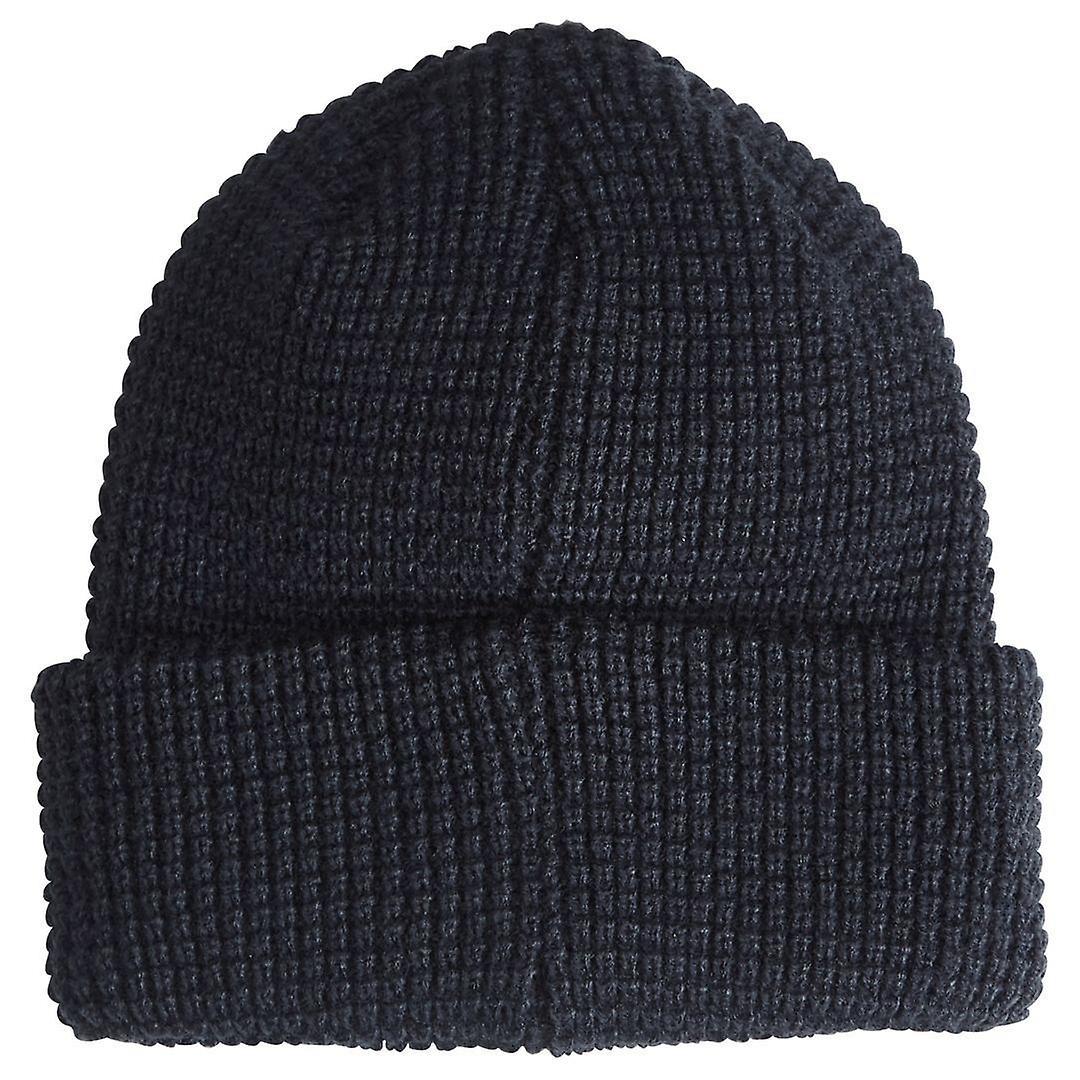 Billabong Knitted Cuff Beanie ~ Walled navy