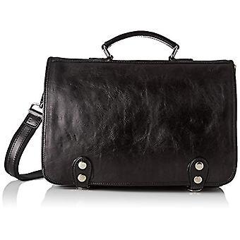 All-Fashion Chicca Cbc18255bgf22 Unisex Adult Black hand bag 9x26x40 cm (W x H x L)