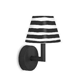 Fatboy Voeg de Wally USB-oplaadbaar wandlamp in antraciet