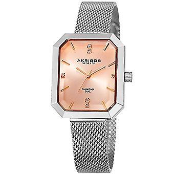 Akribos XXIV relógio Donna ref. AK909SSPK
