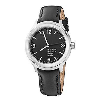 Mondaine Clock Unisex Ref. MH1. B3120.LB