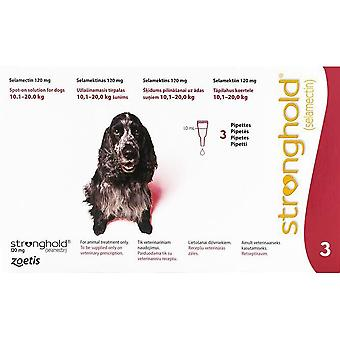 Stronghold Red Dogs 10-20kg (22-44lbs) - 3 Pack