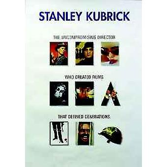 Stanley Kubrick (Video) Original Video/Dvd Ad Poster