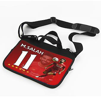 Salah Laptop Sleeve-Liverpool player data bag laptop bag 13 ' '