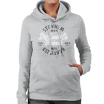 Divide & Conquer Stockholm Dry Goods Co Women's Hooded Sweatshirt