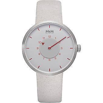 M & M Germany M11950-826 Desugn Line Ladies Watch