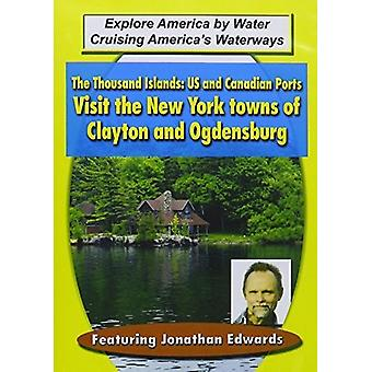 Thousand Islands: Us & Canadian Ports - Visit the [DVD] USA import