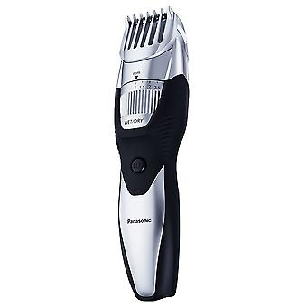 Panasonic Wet and Dry Beard and Body Trimmer Silver (ERGB52S)