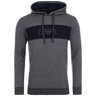 Emporio Armani Mega Logo Overhead Sweatshirt à capuchon