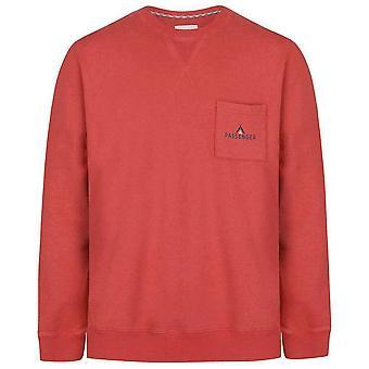 Passagier Douglas trui rood