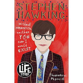 Stephen Hawking by Nikki Sheehan