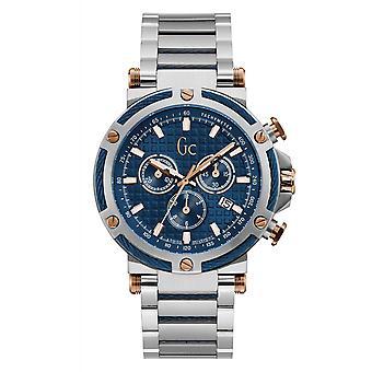 Relógio GC UrbanCode Y54003G7MF Yachting - homem Chronograph Watch HABs