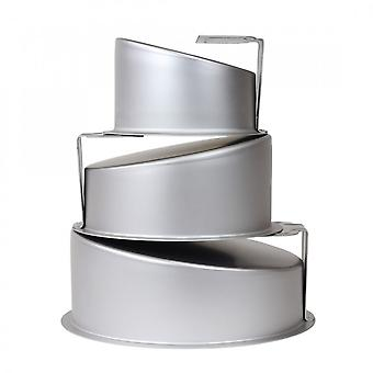 PME Tospy Turvy Cake Tin - Moyenne -203mm