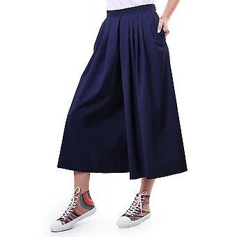 Paul Smith Womens Culottes With Pleated Front