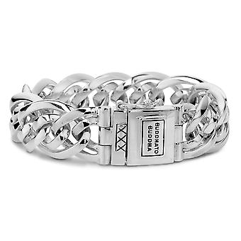 Buddha To Buddha 211 E Nathalie Small Silver Size E Bracelet