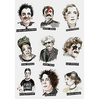 Punk Rock Writers Journal av Wendy Macnaughton